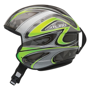 Giro Streif Carbon Race Helmet 2011 NOT FIS Approved