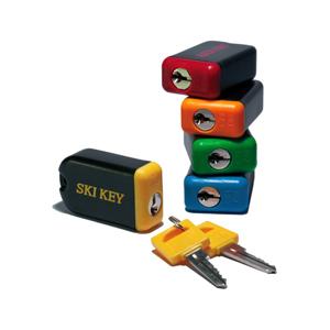 B2387-Ski Key Ski/Snowboard Rack Lock