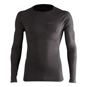 Falke Athletic Fit Men�s Long Sleeve Crew Neck Top
