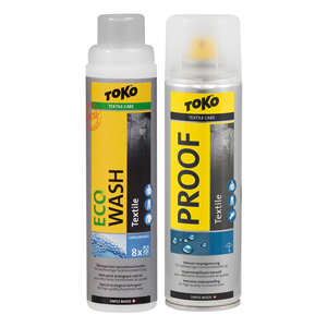 B3081-TOKO DUO-PACK TEXTILE PROOF AND ECO TEXTILE WASH