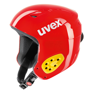 UVEX WING RC RACE HELMET 2013- NOT FIS APPROVED