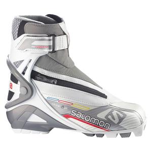 B3418-Salomon Vitane 8 Skate Boot 2014