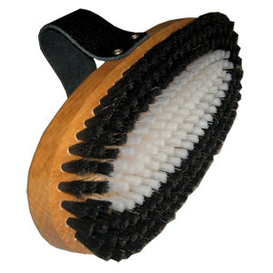 B4068-VOLA NYLON/HORSE HAIR OVAL BRUSH