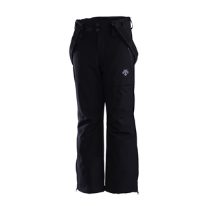 B4094-DESCENTE RYDER FULL SIDE ZIP PANT