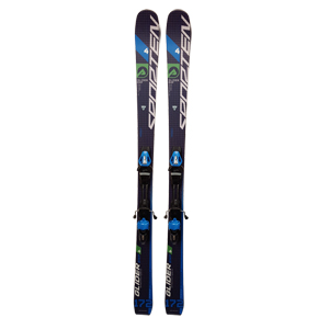 B4241-Sporten Glider 4 EXP Ski with Tyrolia PR 11 Bindings