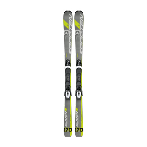 B4310-SPORTEN GLIDER 4 ALL MOUNTAIN SKI WITH TYROLIA PR11 BINDING