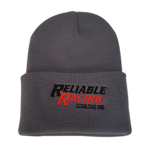 B4333-RELIABLE RACING KNIT HAT