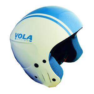 B4350-VOLA FIS HELMET BLUE SKY