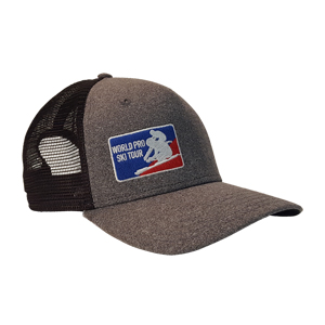 B4362-WORLD PRO SKI TOUR BALL CAP