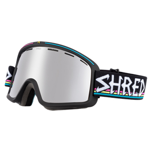 B4457-SHRED MONOCLE SHRASTA PLATINUM GOGGLE