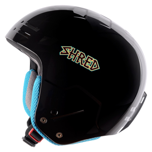 B4458-SHRED BASHER FIS HELMET