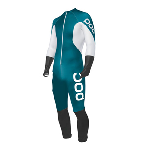 B4546blu-POC SKINS JR GS RACE SUIT