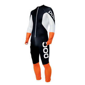 B4547blk-POC SKINS FIS GS RACE SUIT ADULT