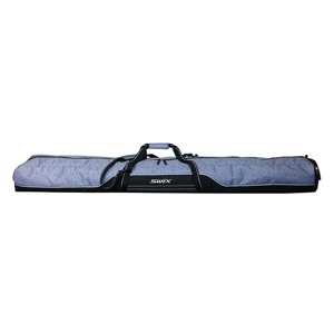 B4576-SWIX ROAD TRIP DOUBLE PADDED SKI BAG