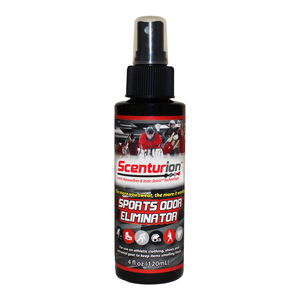 B4581-SCENTURION with Nanosilver & Ionic Shield Technology 4OZ ODOR ELIMINATOR