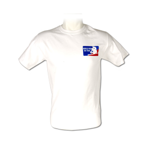 B4589-SPECIAL EDITION WORLD PRO SKI TOUR T-SHIRT