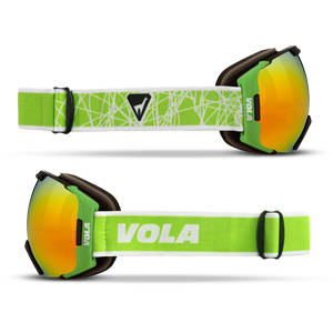 B4630-Vola Fast Race Goggle -Adult