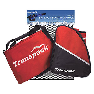 B4655-TRANSPACK BOOT/SKI BAG COMBO JUNIOR