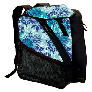 B4907-TRANSPACK XTW SNOWFLAKE BOOT BACKPACK