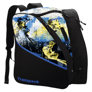 B4909-TRANSPACK EDJE JR GLEN PLAKE BOOT BACKPACK