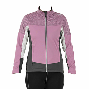 B4935-SWIX WOMEN'S DELDA LIGHT SOFTSHELL JACKET