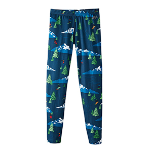 B4976-HOT CHILLYS YOUTH MTF PRINT ANKLE TIGHT