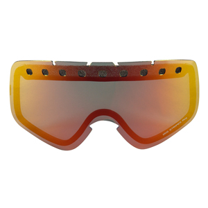b3145red-POC Iris Stripes Double Replacement Lens