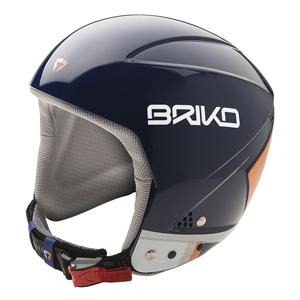 b3422-Briko Vulcano Speed Junior Race Helmet 2014/15 - NOT FIS APPROVED