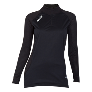 b3601-Swix Women's Race X Base Layer Wind Top