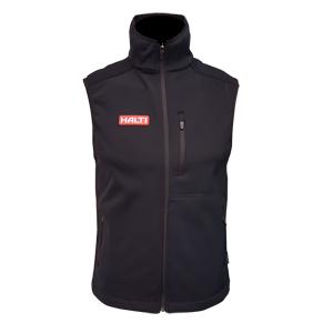 Halti Club Knight Soft Shell Vest -Men's