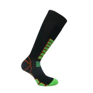 b3894-Eurosocks Silver Streif Ski Socks 2015