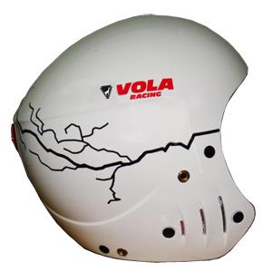 b4025-Vola FIS Helmet Lightning