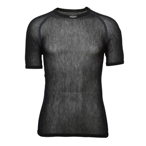 b4321-Brynje Men's Wool Thermo Light Mesh SS Top