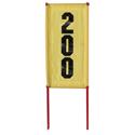 Vertical Nylon Range Banners