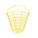 Powder Coated Metal Ball Basket (holds 50 golf balls)