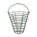 Powder Coated Ball Baskets 80-85 Ball Capacity