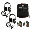 TAG Heuer HL551 2 Station Double Ear Headset