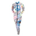 Energiapura Peace&Love GS Race Suit-Junior