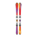 SPORTEN IRIDIUM 3 WMNS SKI WITH TYROLIA PR11 BINDING
