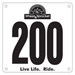 Custom Cycling Hip/Back Numbers